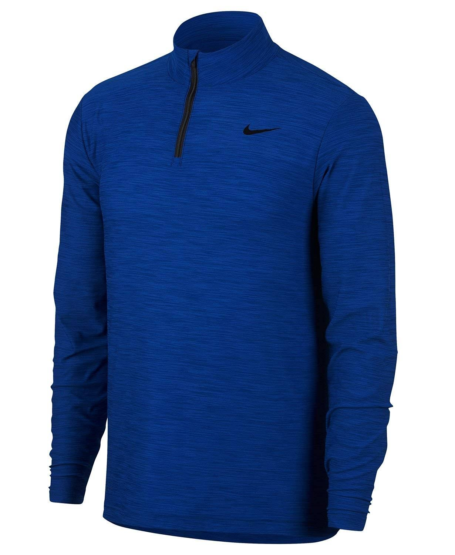 Larga Con Breathe De Cremallera Dry Hombre Nike Manga Camisa Quarter Para tqEwCUx