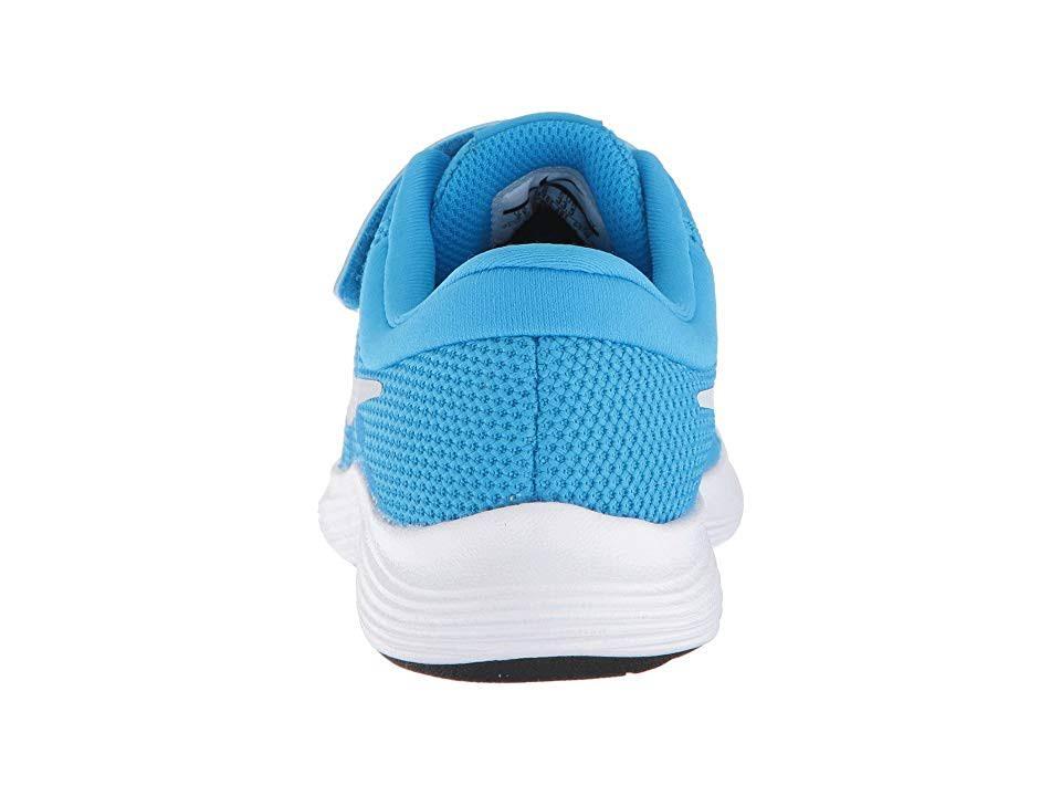 Para Little Kid Escuela Pequeño Nike De M Zapatillas Brillo Puro Azul Blue Niños Revolution Negro niño 12 Platinum Hero Kids 5 4 qHwEnSR