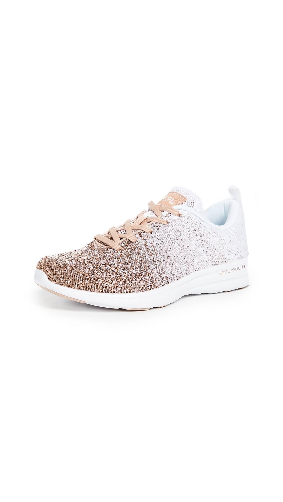 Pro Labs Sneakers goudwitombre 6 AplAthletic Rose Propulsion Techloom PuZiXk